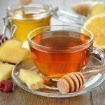 20 рецептов от простуды. чай с медом