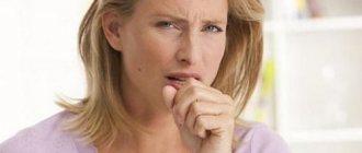 чем лечить сухой приступообразный кашель