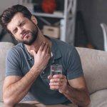 Что делать когда сильно болит горло при ангине