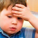 головная боль у малыша