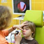 Лазеротерапия носа ребенку