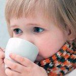 Лечение кашля молоком с содой