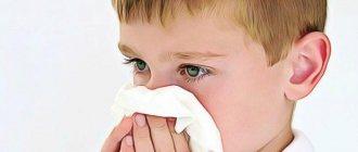 Насморк без температуры у ребенка: причины, возможные заболевания, методы лечения и профилактика