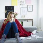 Простуда может быть заразна
