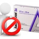 Противопоказания к таблеткам Амоксиклав