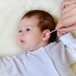 Серная пробка в ухе ребенка: причины и лечение