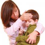 сколько дней может держаться температура при фарингите у ребенка