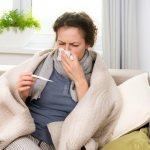 температура при заболевании ОРВИ