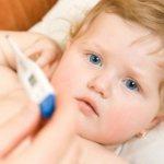 температура в ухе норма у детей