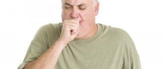 Влажный, продуктивный кашель сопровождает многие заболевания респираторных путей