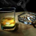 вредные привычки могут стать причиной образований в гортани