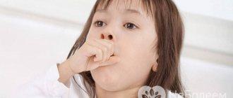 Затяжной кашель у детей может быть признаком серьезного заболевания, например, бронхиальной астмы