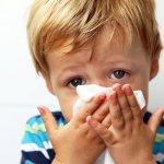 Затяжной насморк у ребенка сипмтомы